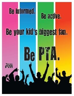 Be PTA! Our theme this year! #PTA | PTA | Pinterest