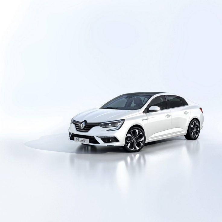 Recap - Renault Megane Sedan (all-new Fluence) revealed