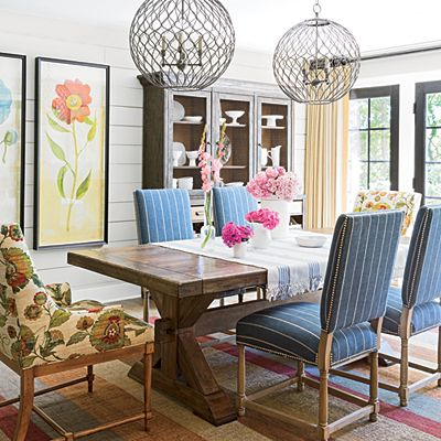 Colorful Waterfront Cottage