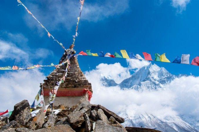 世界最高峰エベレストの麓に広がるネパールの世界遺産を全部まとめた