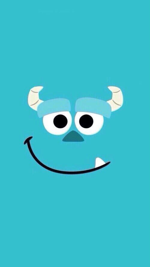 Imagem de wallpaper, blue, and monster