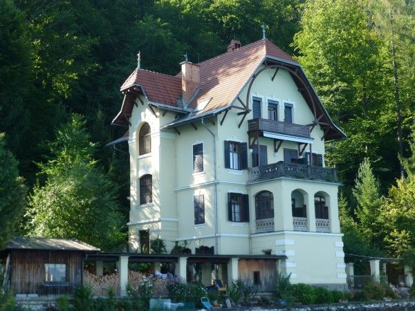 House Gustav Mahler Maiernigg 1901-1907 (Villa Mahler, Maiernigg No. 31).