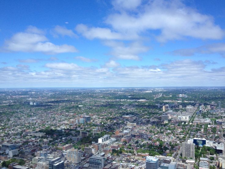 CN Tower View