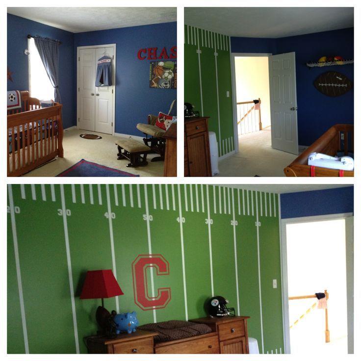 Best 25 Sports Inspired Boys Bedrooms Ideas On Pinterest: Best 25+ Boys Football Room Ideas On Pinterest