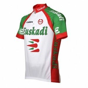Moa Euskadi Pro Team Jersey - Store For Cycling