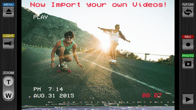 Retro VHS - Old School Video & Camera by Venn Interactive, Inc.