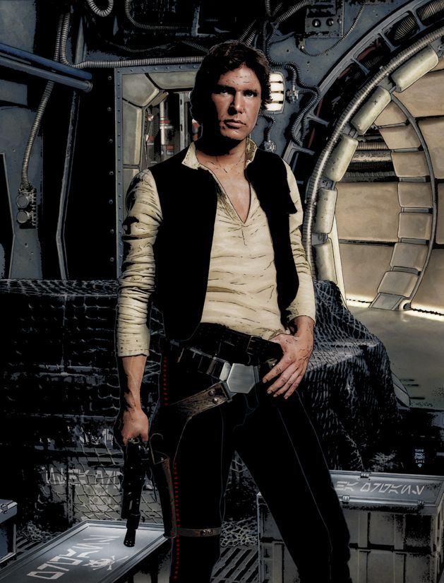 Han solo slytherin there are noble sacrificial - Vaisseau star wars han solo ...