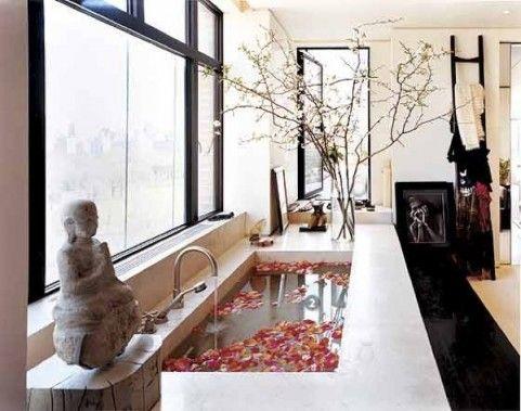 Kourtney Kardashian Favorite Beautiful Bathrooms Kardashian Kollection Bath: Bathroom Design, Modern Bath, Kourtney Kardashian, Bathtubs, Beautiful Bathroom, Givenchy, Bathroom Ideas, House, Kardashian Kollection