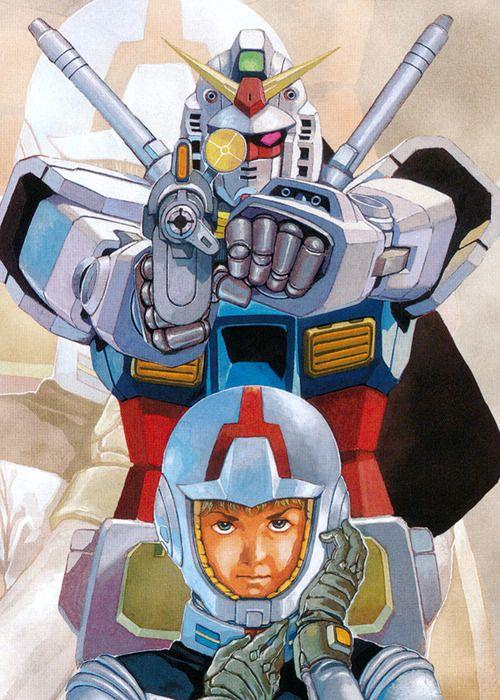 kinks3: ガンダムとアムロ 安彦良和