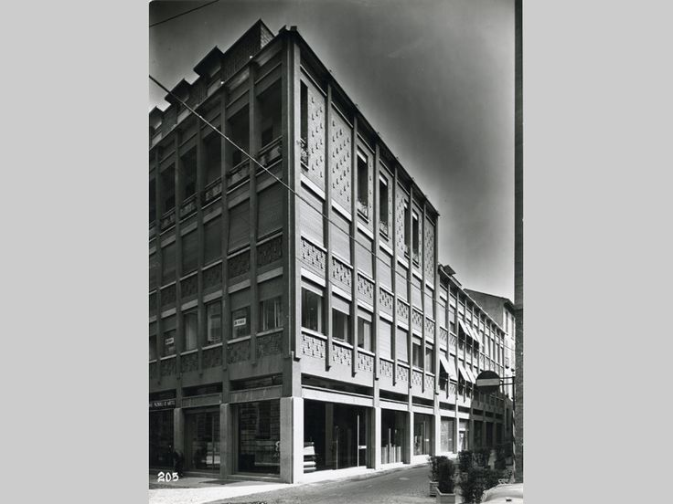 Casa d'abitazione - Figini e Pollini - itineraries - Ordine degli architetti, P.P.C della provincia di Milano