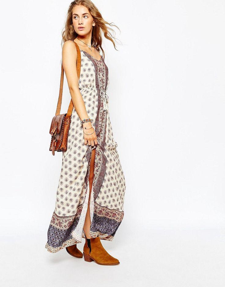 13 best Boho Maxi Dress images on Pinterest   Boho maxi dresses ...