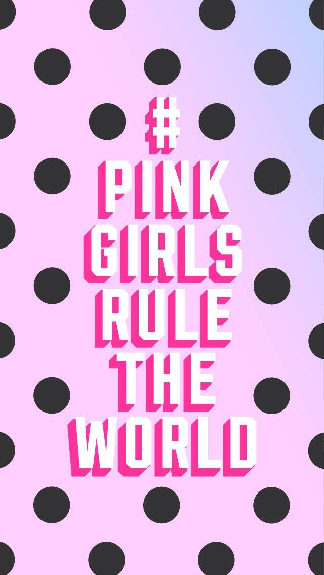 New Pink Nation wallpaper.