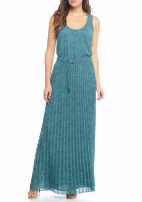 MICHAEL Michael Kors Turquoise Stingray Tank Dress