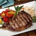 Memorial Day - Grilled Steaks with Spicy Hoisin BBQ Sauce - The Heritage Cook ®