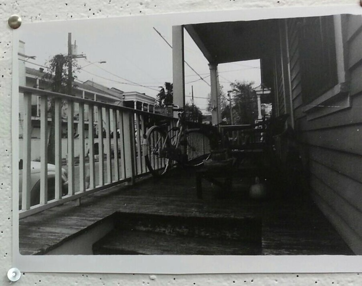 My very first 35mm film prints! I shot, processed the film, and printed them in the darkroom for the very first time!