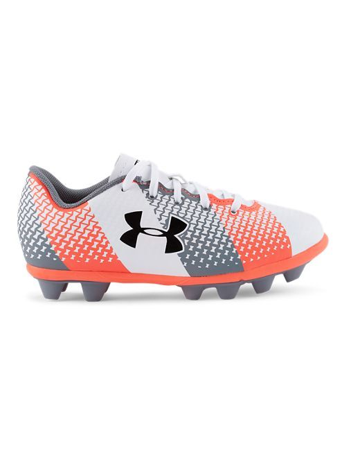 Shop Under Armour for Kids' UA CF Force FG Jr. Soccer Cleats in our Unisex-Youth Cleats department.  Free shipping is available in US.