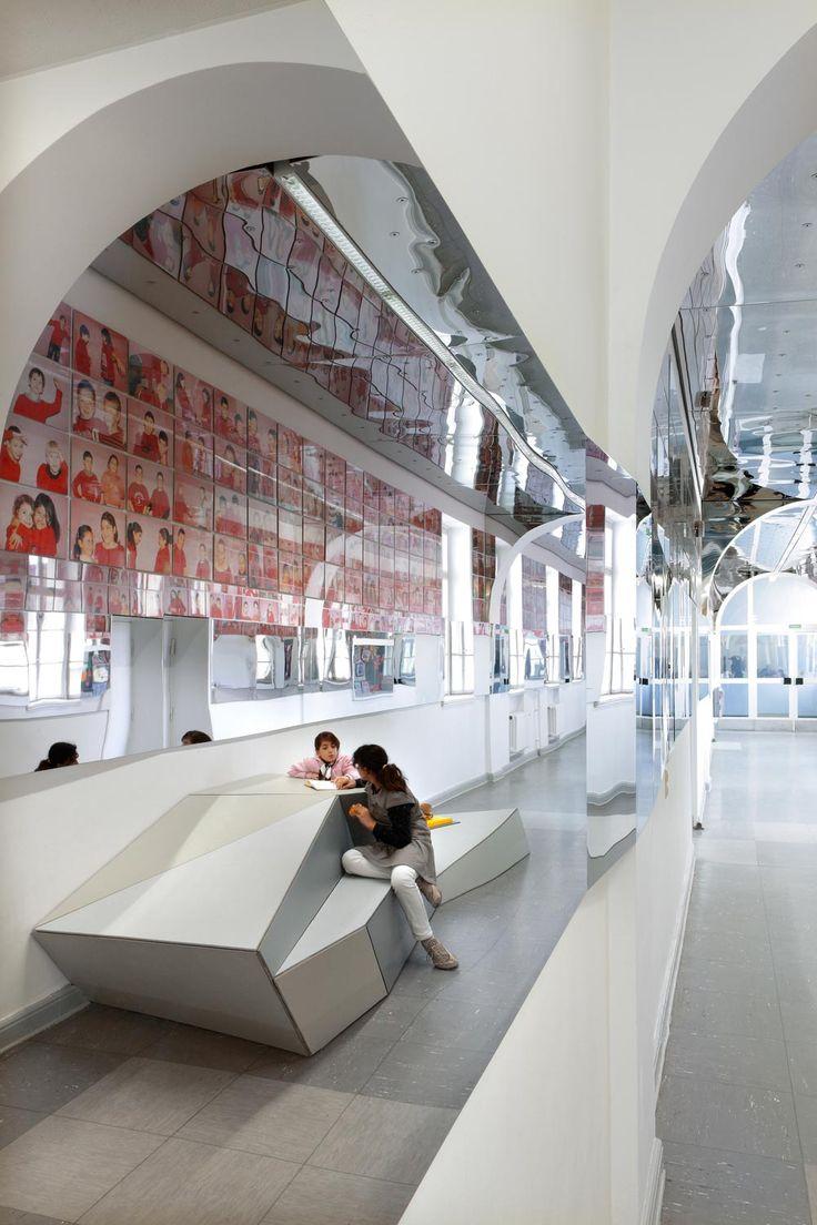 REPORT SCHOOL ERIKA MANN The Design Of Primary School Erika Mann Is First