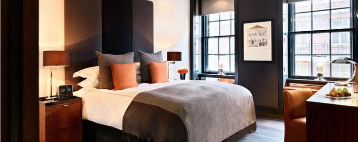 Luxury Hotel Grosvenor House Suites by Jumeirah Living / luxury hotel, hotel design, hotel interior design #luxuryhotel #hotelinterior #hospitality design   Read article: http://hotelinteriordesigns.eu/luxury-hotel-grosvenor-house-suites-jumeirah-living/
