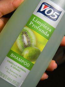 La Caro comenta sobre shampoo clarificante