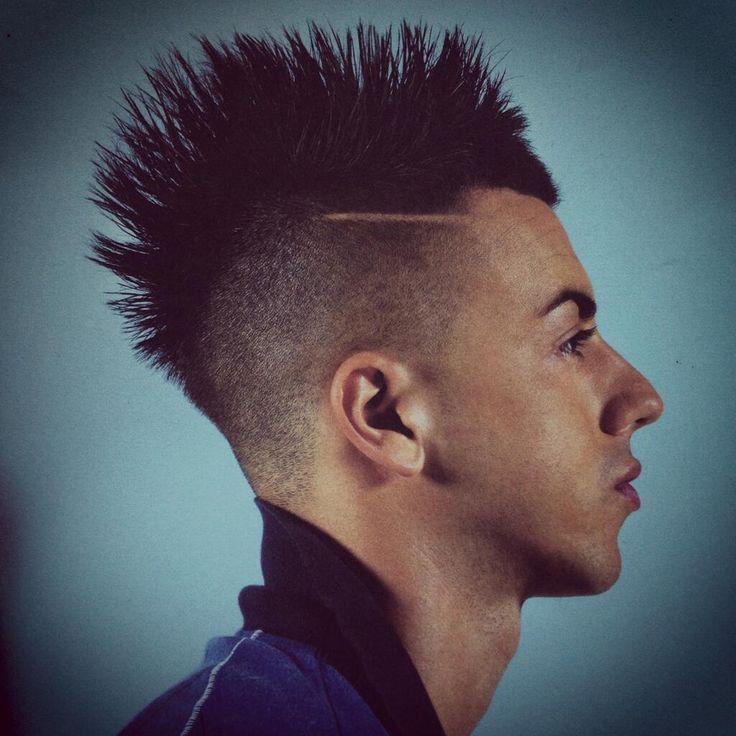 Twitter / PeinadoFutbol: El Shaarawy y su peculiar peinado ...