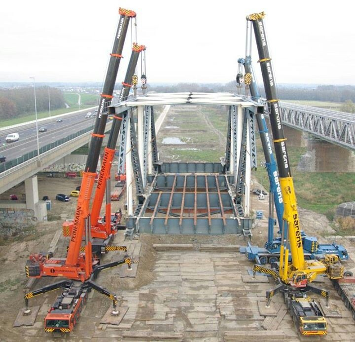 Mobile Crane Explained : Best images about mobile cranes on teamwork
