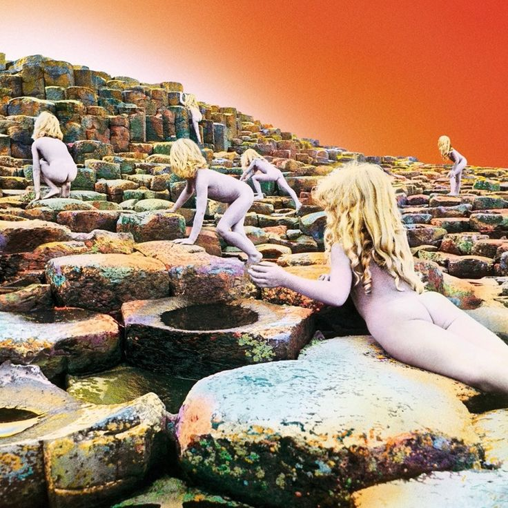 Led Zeppelin Houses of the Holy on 180g LP Painstakingly Remastered from the Original Master Tapes by Jimmy Page and Pressed at Pallas: Expect These 180g LPs to Sound Better Than Any Prior Zeppelin Pr