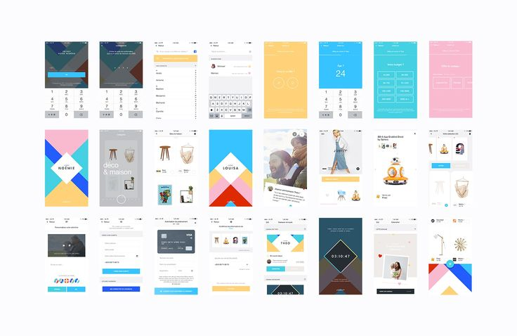 Art director and designer.I create and deliver digital products people experience on screen. This is a feed of my work. I am available for freelance.