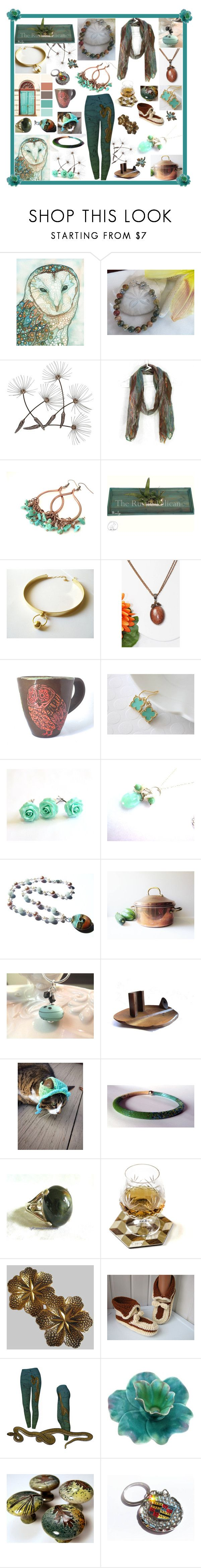 """Southwestern Style Gift Ideas"" by belladonnasjoy ❤ liked on Polyvore featuring modern, rustic and vintage"
