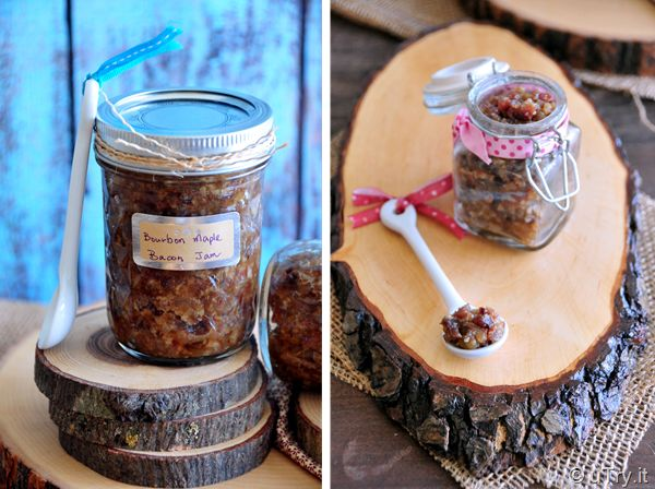 Bourbon Maple Bacon Jam: It's as luscious, decadent, rich ...