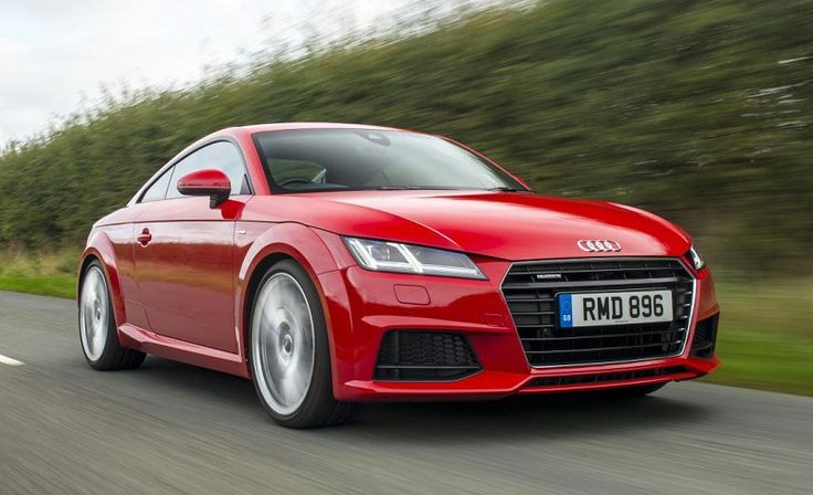All-wheel drive diesel Audi TT coming to Europe