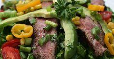 Menú simple de la dieta Atkins