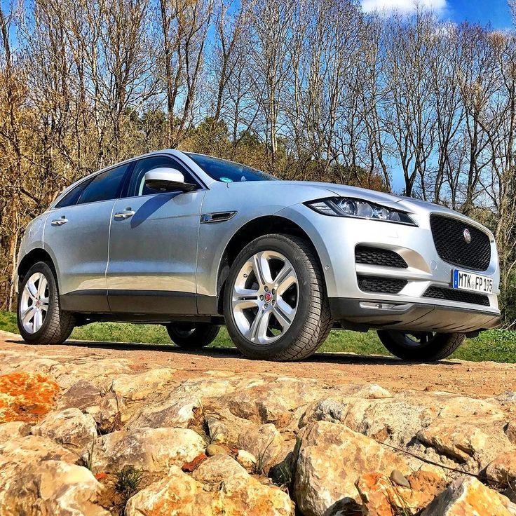 Test Car Jaguar F-Pace Ingenium 2.0 Liter Diesel. #jaguar #jaguarfpace #fpace #testdrive #quickcarreview #cars #carsofinstagram #suv @jaguar @jaguardeutschland