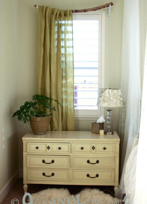 best 25 branch curtain rods ideas on pinterest natural curtain poles easy window treatments. Black Bedroom Furniture Sets. Home Design Ideas
