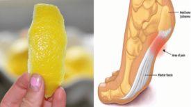 La peau du citron peut supprimer vos douleurs articulaire ! Voici comment l'utiliser …