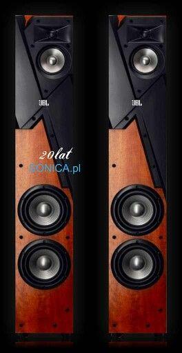 Jbl studio 190 speakers
