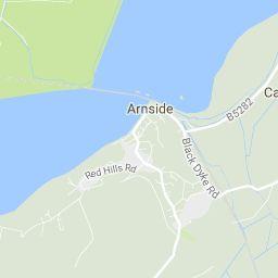 Private Caravan Hire on New Barns Caravan Park in Arnside