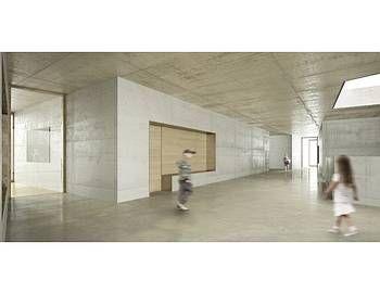 IGIS_Projektwettbewerb Neubau Primarschule Igis, Landquart architektur herrigel schmidlin sia