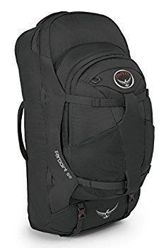 Osprey 55l Backpack. Osprey Packs Farpoint 55 Travel Backpack, Volcanic Grey, Small/Medium.  #osprey #55l #backpack #osprey55l #55lbackpack
