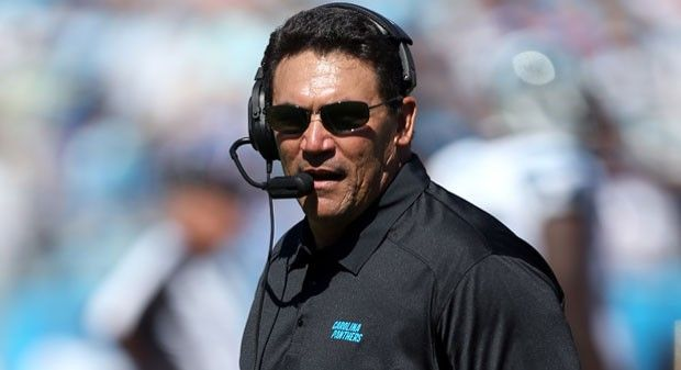 Tom Flores proud to see another Hispanic coach in Super Bowl  It's been 32 years since a Latino professional football coach won the Super Bowl. Tom Flores says he's proud. Ron Rivera, whose father is Puerto Rican and mother is Mexican, says he always looked up to Flores.