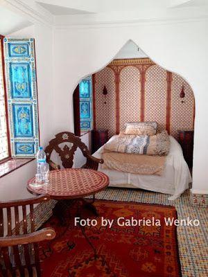 #Marrakesch #marrakech #riad #bedroom #interior #marocco