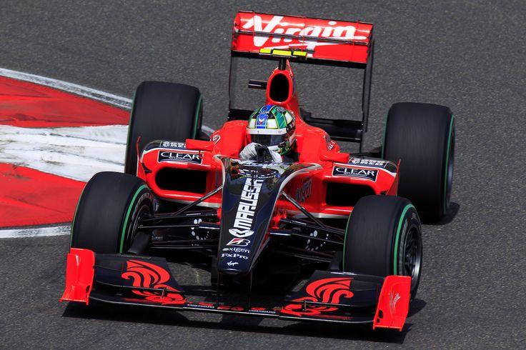 2010 Virgin VR-O1 - Cosworth (Lucas Di Grassi)
