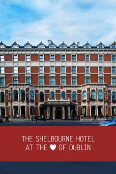 The Shelbourne Hotel sits right on St Stephen's Green, in the center of Dublin city. A century ago, it saw the drama of Easter 1916 unfold right on its doorstep. Today, it's one of Ireland's best-loved 5-star hotels, adding a touch of luxury – and antiquity – to every visit. Check out some local gems to adorn your days in Dublin!