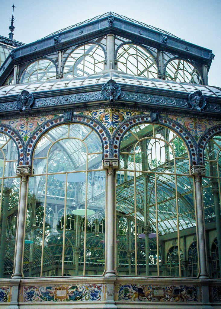 moomin53:  Palacio de Cristal, Madrid