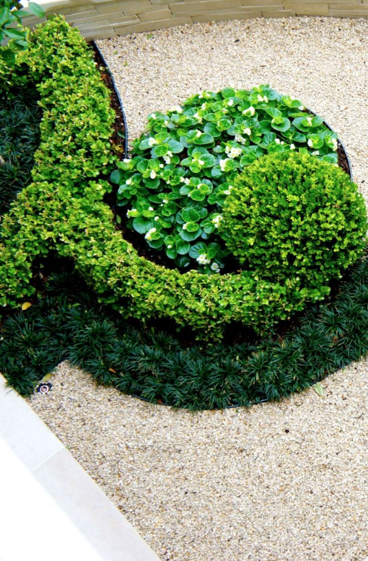 883 best images about garden paths on pinterest shade garden - Beautiful Green Border Idea And Landscaping Design