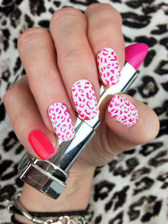 The 25 best nail art stencils ideas on pinterest nail stencils leopard pattern nail art stencils incredible nail art vinyls by unail prinsesfo Choice Image