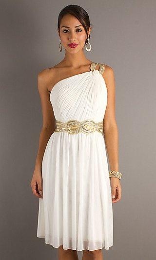 cocktail dress (Greek style)                                                                                                                                                                                 Plus