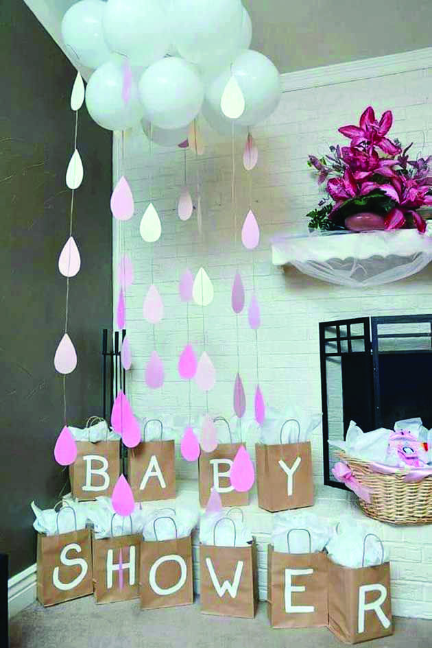 15 Unique Baby Shower Ideas Simple Baby Shower Baby Girl Shower