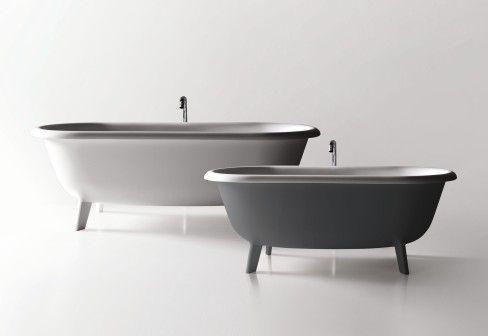 ottocento badewanne klein von agape freistehende badewannen design bei stylepark bathroom. Black Bedroom Furniture Sets. Home Design Ideas