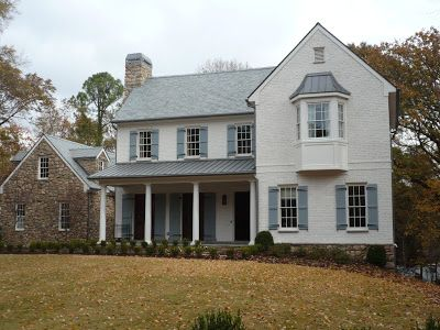 Best Things That Inspire 2012 Ah Ivory Siding White Trim 400 x 300