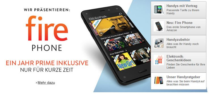Ein Jahr Amazon Prime gratis beim Kauf eines Amazon Fire Phone - http://www.onlinemarktplatz.de/54968/ein-jahr-amazon-prime-gratis-beim-kauf-eines-amazon-fire-phone/